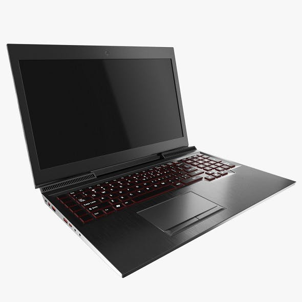 Generic Gaming Notebook Laptop - 3DOcean Item for Sale