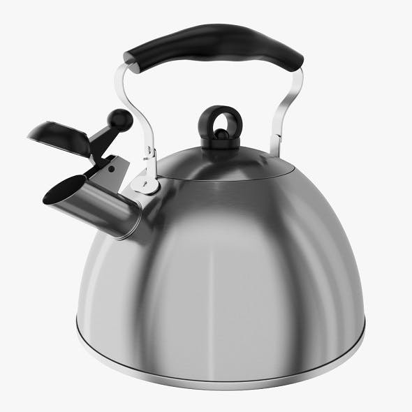 Generic Kettle - 3DOcean Item for Sale