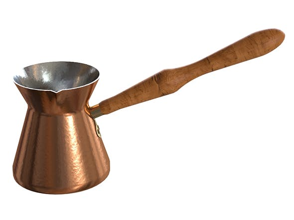 CoffeePot - 3DOcean Item for Sale
