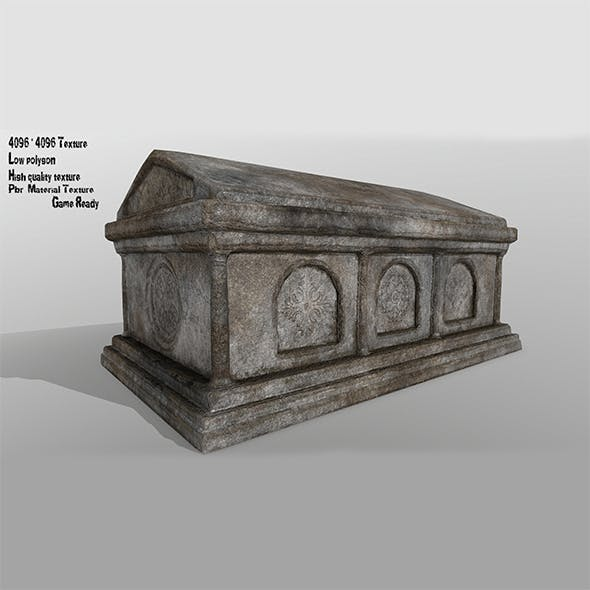 Tomb_1 - 3DOcean Item for Sale