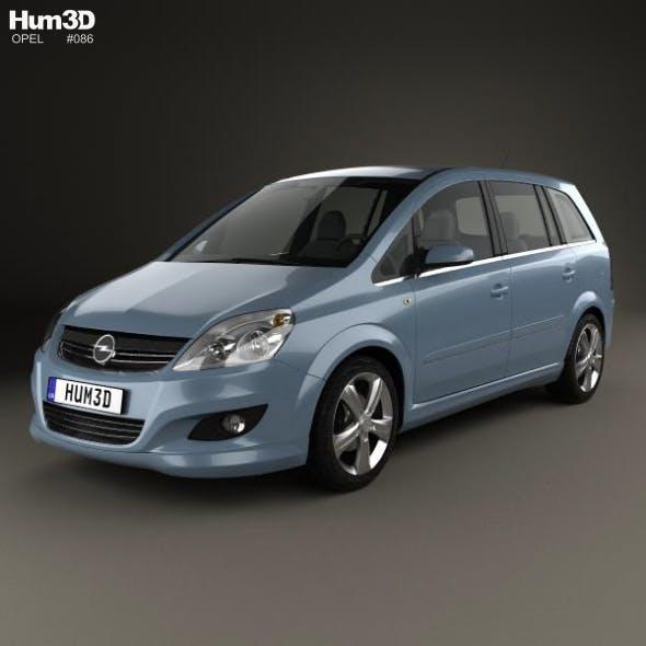Opel Zafira (B) 2009