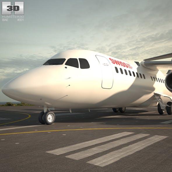British Aerospace 146 - 3DOcean Item for Sale