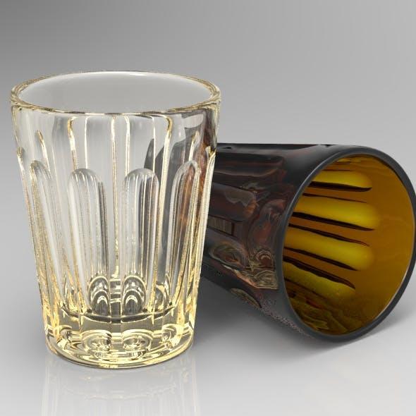 Traditional Milk Glass