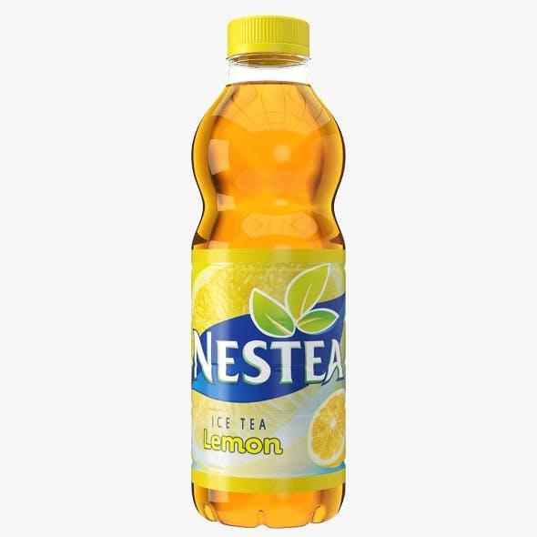 Nestea Drink Plastic Bottle - 3DOcean Item for Sale