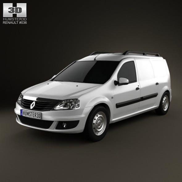 Renault Logan Van 2011