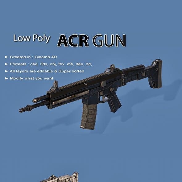 Remington ACR Gun