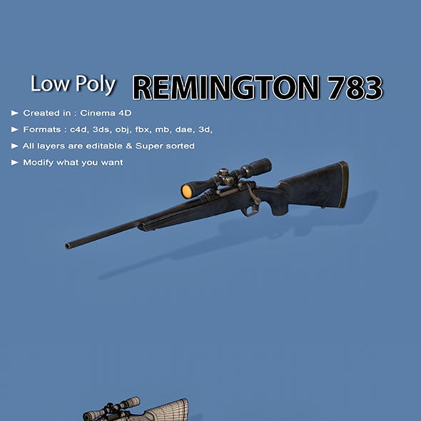 Remington Gun