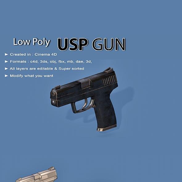 USP Gun