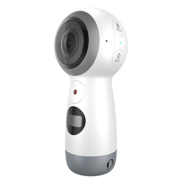 Samsung Gear 360 - 2017 - 3DOcean Item for Sale