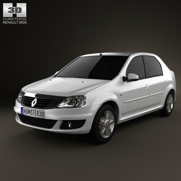 Renault Logan Sedan 2011