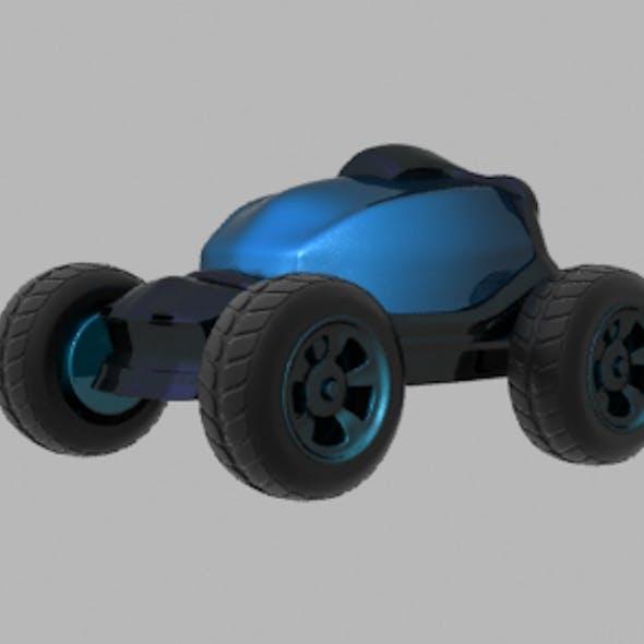 Blast Vehicle