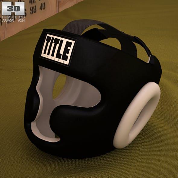 Training Headgear - 3DOcean Item for Sale