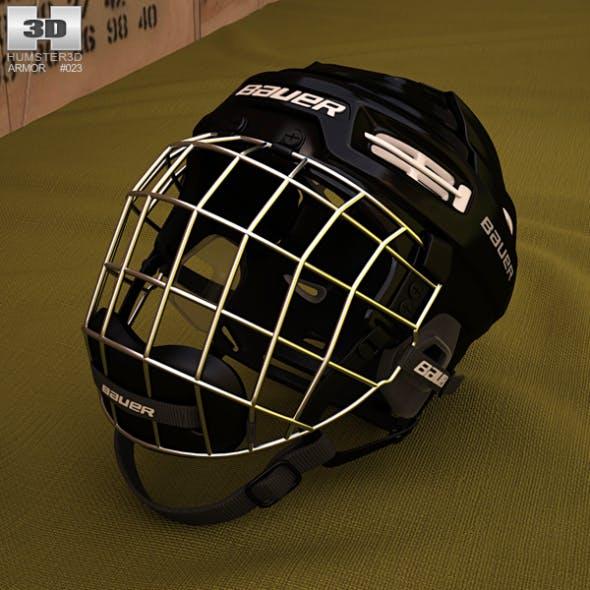 Hockey Helmet - 3DOcean Item for Sale