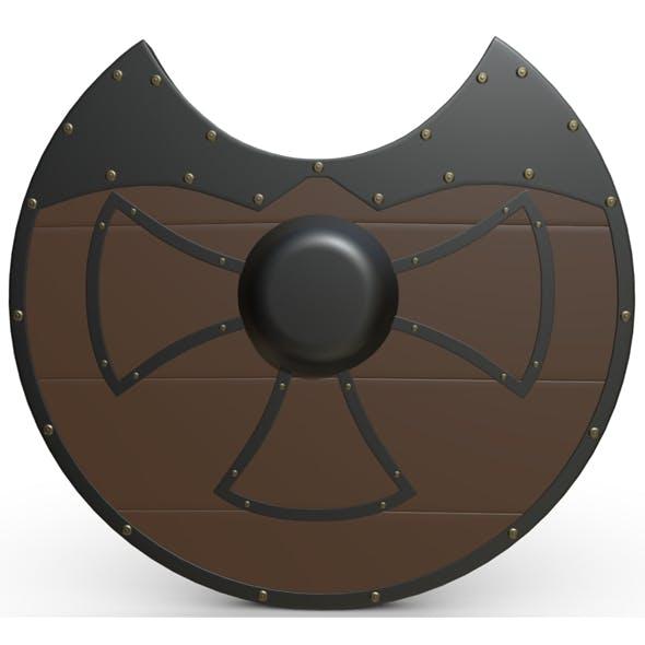 Shield 20 - 3DOcean Item for Sale