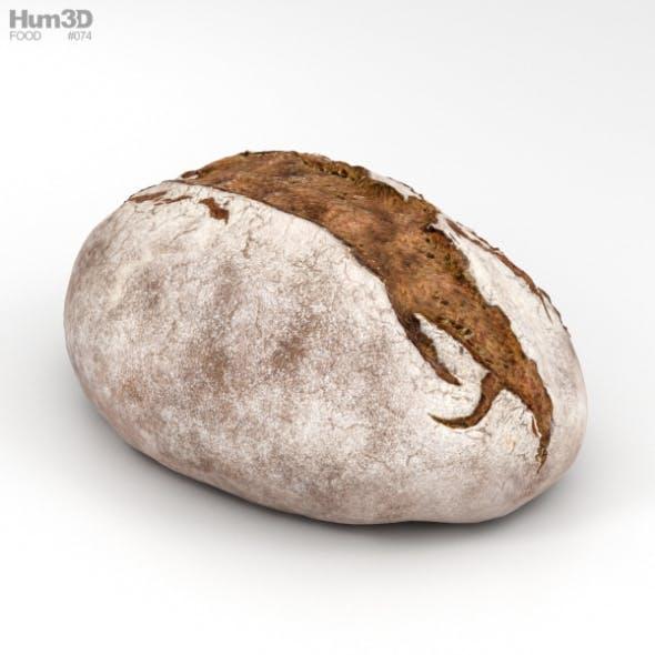 Brown Bread - 3DOcean Item for Sale