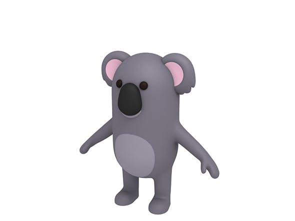 Koala Character - 3DOcean Item for Sale