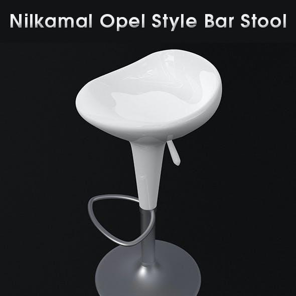Nilkamal Opel Style Bar Stool