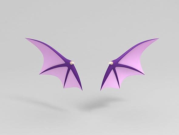 Monster Wing - 3DOcean Item for Sale