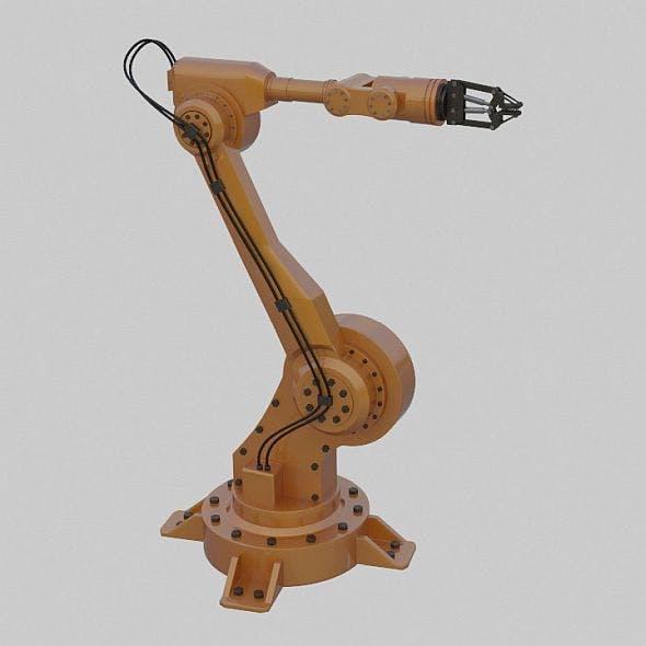 industry robo arm - 3DOcean Item for Sale