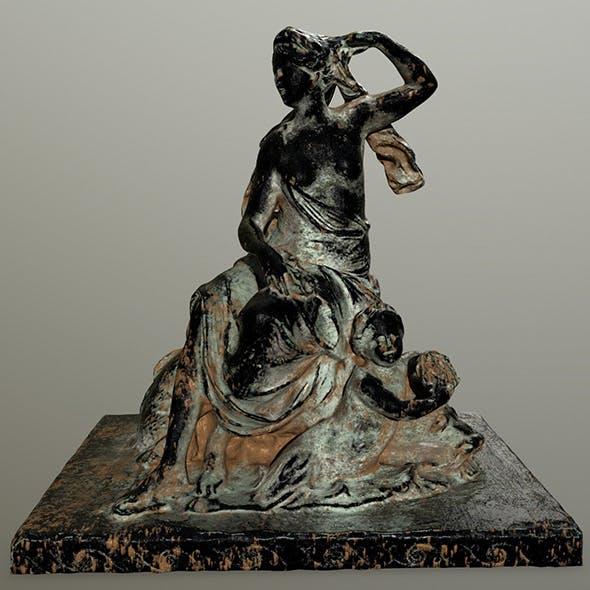 Statue - 3DOcean Item for Sale