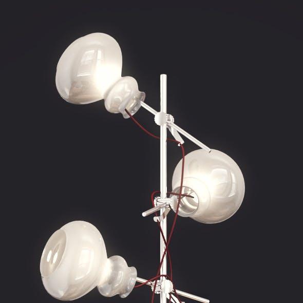 Arketipo Blob floor lamp