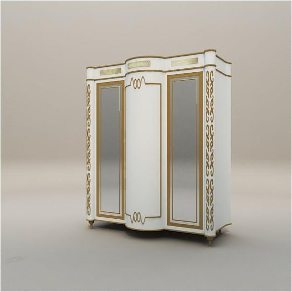 Fancy Cabinet - 3DOcean Item for Sale