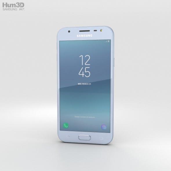 Samsung Galaxy J3 (2017) Blue - 3DOcean Item for Sale