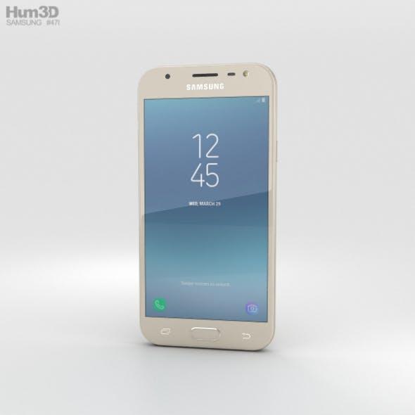 Samsung Galaxy J3 (2017) Gold - 3DOcean Item for Sale