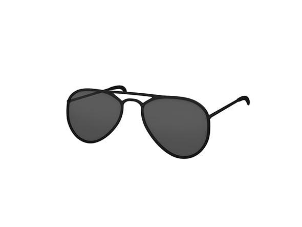Vintage Sunglasses - 3DOcean Item for Sale