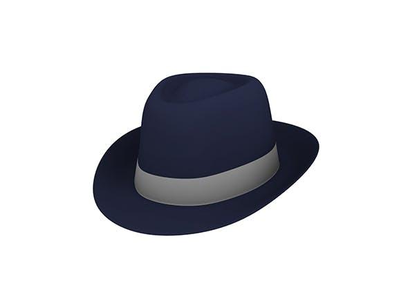 Hat Model - 3DOcean Item for Sale