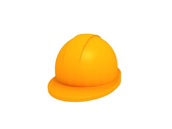 Engineer Helmet - 3DOcean Item for Sale
