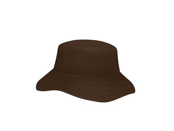 Fishing Hat - 3DOcean Item for Sale