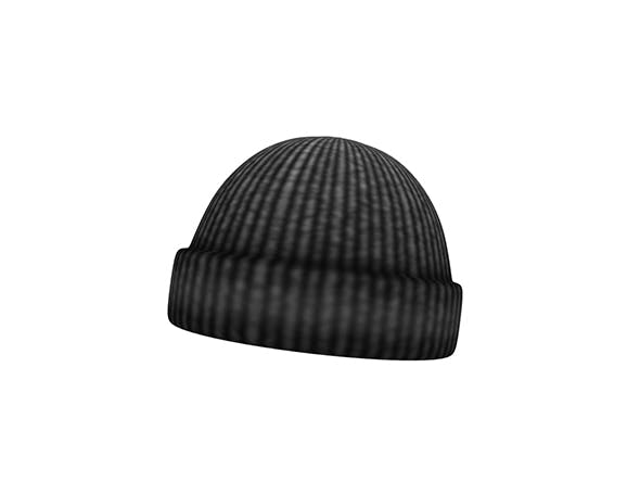 Wool Hat - 3DOcean Item for Sale