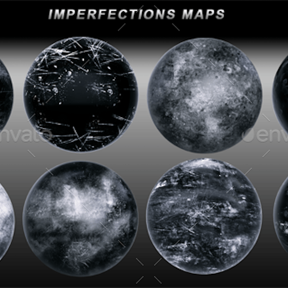 Imperfections Maps 4K