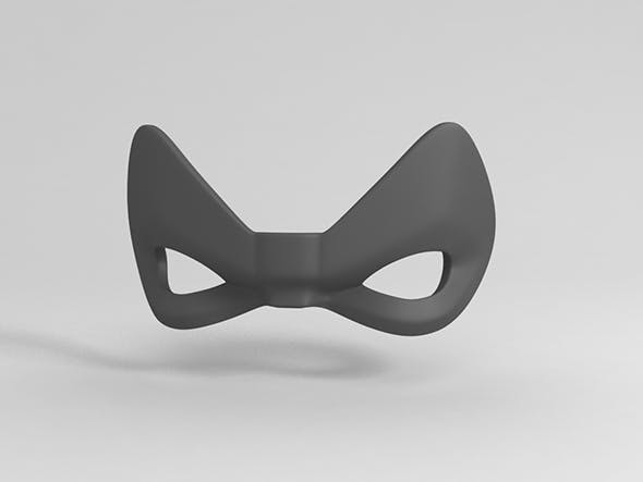 Mask - 3DOcean Item for Sale