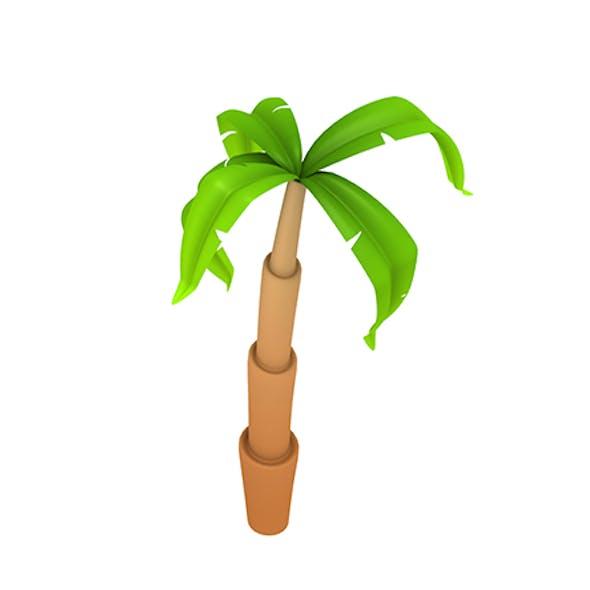 Cartoon Palm