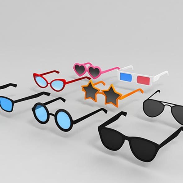 Glasses Pack