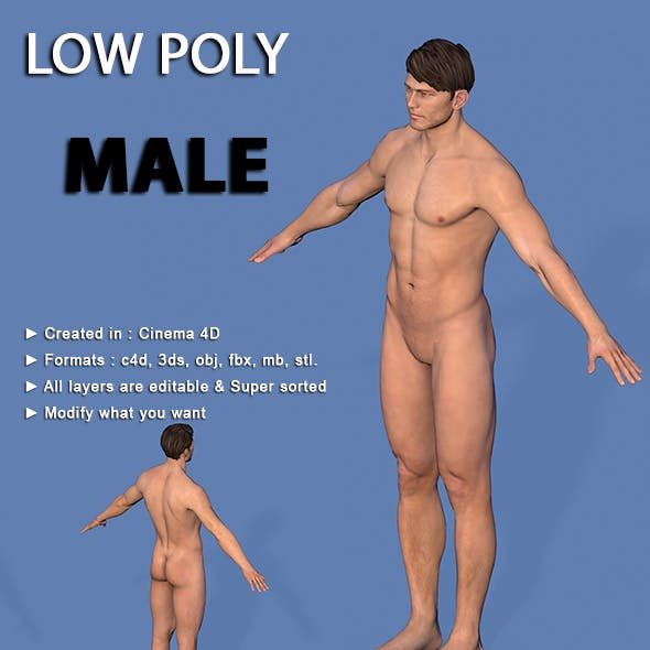 Character Male
