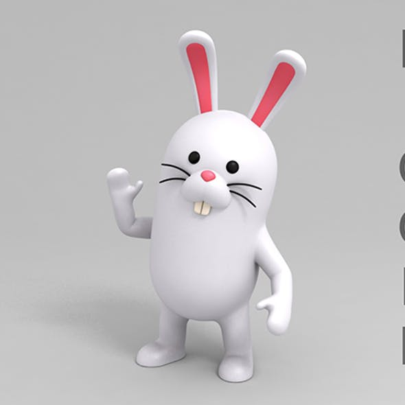 Rigged Rabbit