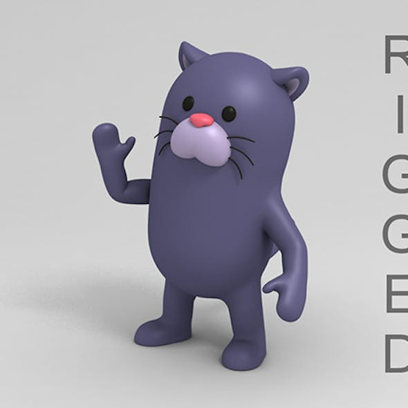 Rigged Panther