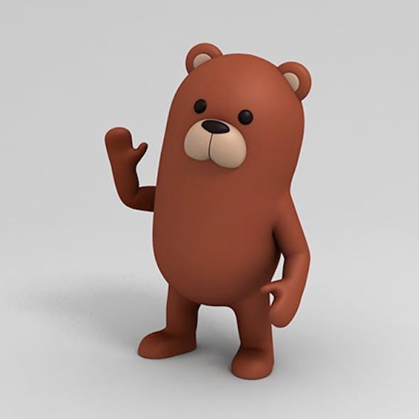 Rigged Bear