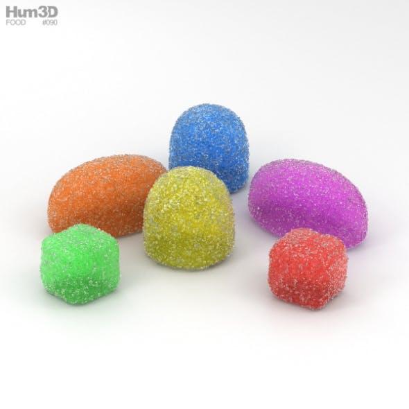 Gumdrop - 3DOcean Item for Sale