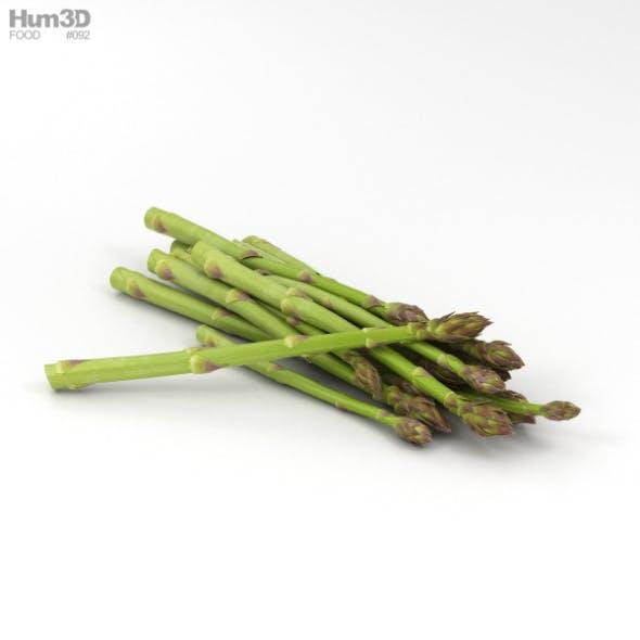 Asparagus - 3DOcean Item for Sale