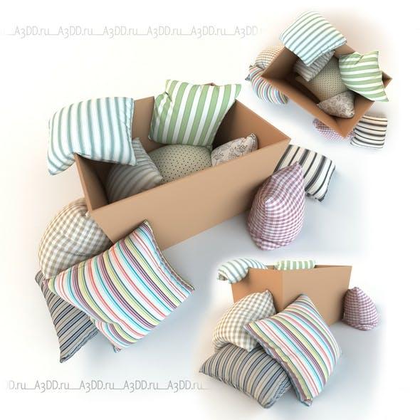 Set of pillows 2