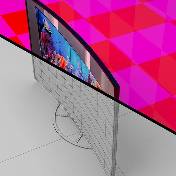 LG Tagut TV 4K - 3DOcean Item for Sale