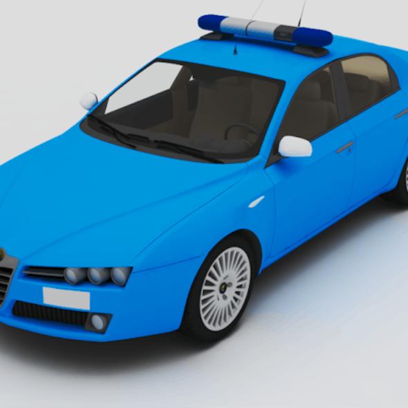 Alfa Romeo 159 Sqadra Volante