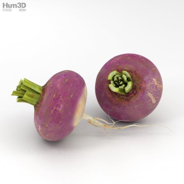 Turnip - 3DOcean Item for Sale
