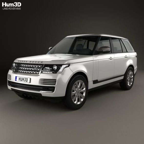 Land Rover Range Rover L405 Vogue 2014