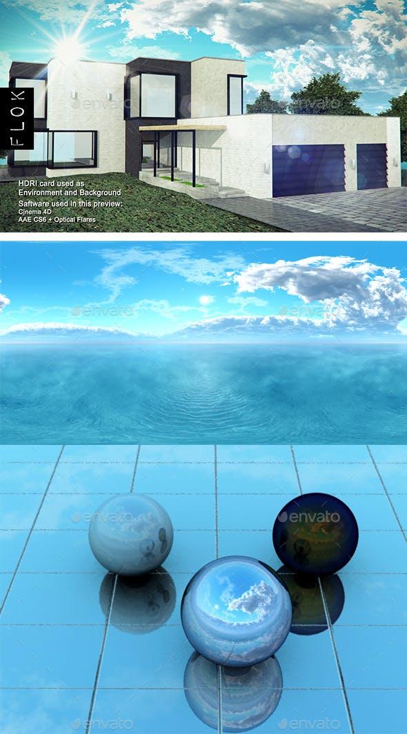 Daylight Sea 20 - 3DOcean Item for Sale