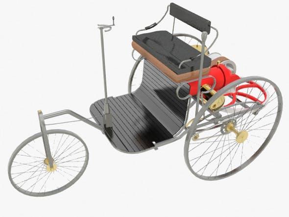 Motorwagen - 3DOcean Item for Sale